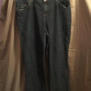 Venezia black jeans